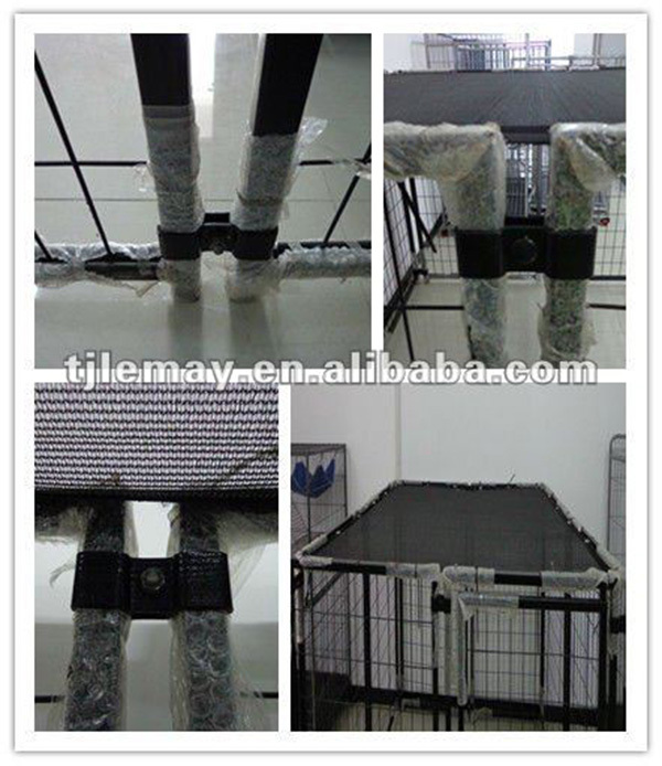 5 x 5 x 4 ft heavy duty panels outdoor dog kennel dog cage