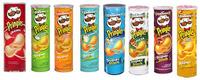 Pringles Honey Mustard 169gr. Potato Chips