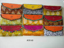 New products Trendy Gorgeous New Look season Vintage Banjara Handmade Embroidered bags oem & custom fashion handmade clutches