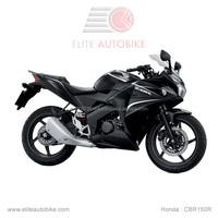 Hondx CBR 150R-1 Black