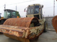 SD150D Ingersoll Rand Road Roller For Sale,In Good Condition
