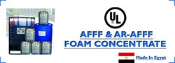 6% or 3% UL listed AFFF foam concentrate