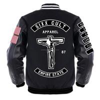 college basketball uniform designs custom embroidered college varsity jacket