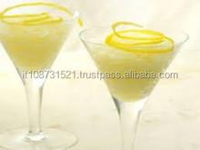 lemon sorbet powder mix