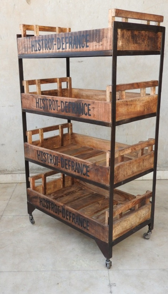 industrial wood furniture. Simple Industrial JPG Industrial Wood Bookshelf 3JPG With Industrial Wood Furniture