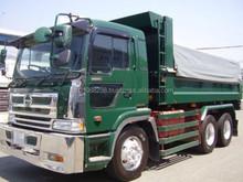 Utilizado TRUCKS - volcado ISUZU camión trim ( RHD 820231 DIESEL )
