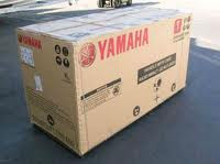 Used YAMAHA 150 HP VMAX SHO FOUR STROKE OUTBOARD