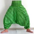 indian afgana, con ali baba hombres harén pantalones de yoga mujeres-wholesale om gitana boho hippie holgados pantalón de gimnas