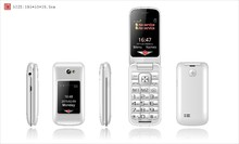 Dual Card Dual standby old man mobile phone latest CE cellphone with competitive price zini G5