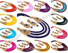 Latest Designer Pearl Necklace Set - Imitation jewellery - Artificial Jewelry