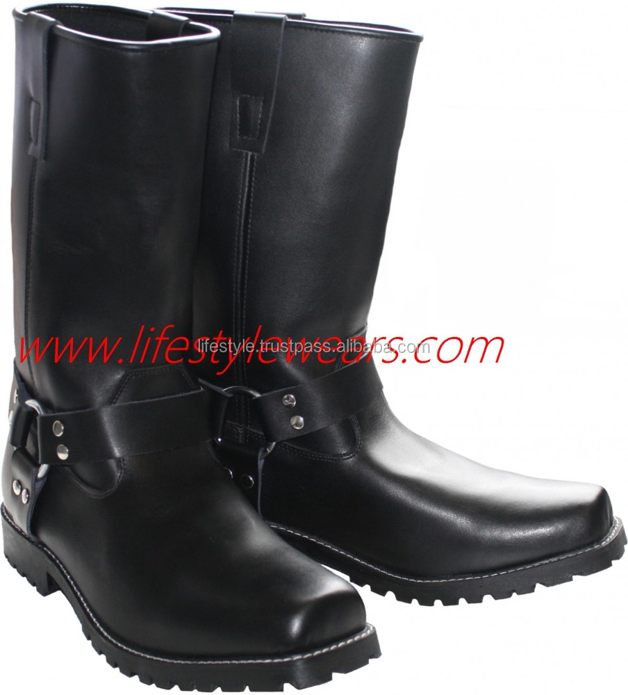 Boots red motorcycle boots motorcycle riding boots Police motor boots