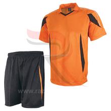 2015 full sublimation printing Team Soccer Uniform
