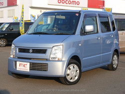 Good looking and Popular 660cc japanese cars with Good Condition wagonR FX 2004 usd car