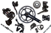 HOT SELLING 2015 Campagnolo Super Record 11s Titanium Road Groupset