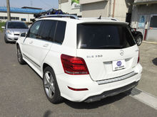 Genuine high quality Japanese second hand car Mercedes-Benz GLK35 in good condition