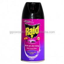 Raid Multi Insect Killer (Lavender) 300ml /insect killer, aerosol insecticide, spray pesticide