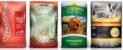 Innova organic cat/dog food