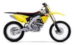 GENUINE NEW AND USED 2015 SUZUKI RM-Z450 MOTORCYCLE
