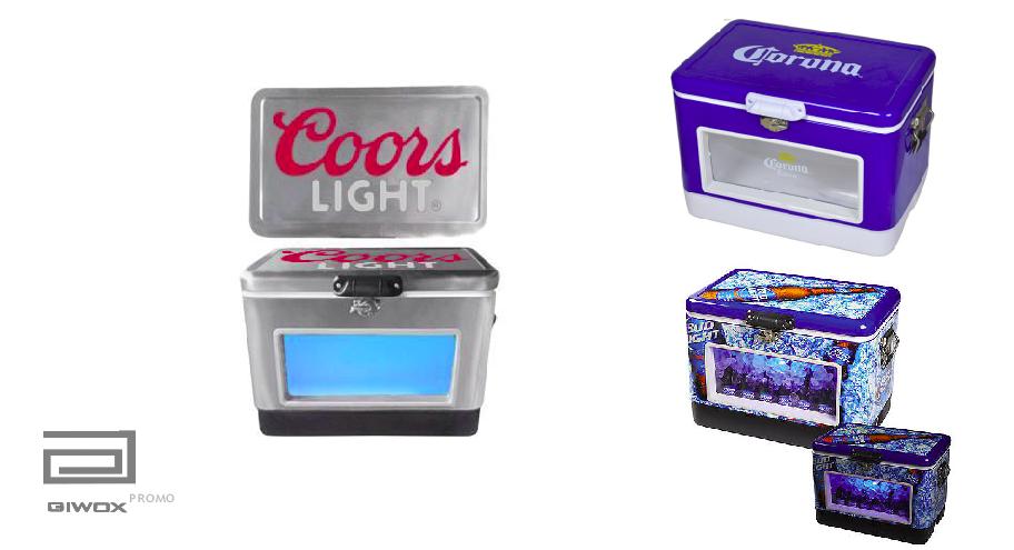 kühlbox beleuchtet