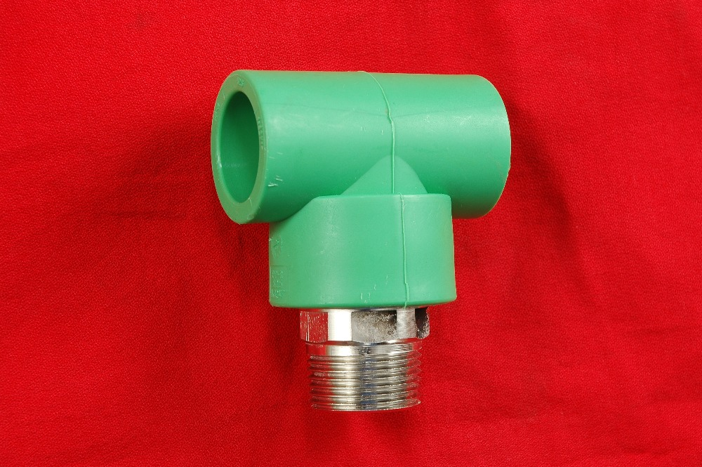 New ppr raw material plastic water pipe and