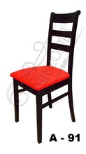 Facotory price modern fabric restaurant dining chair, dinning chair wood furniture