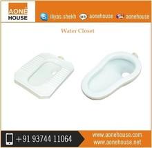 Ceramic Designer Squatting Water Closet
