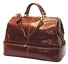 Waterproof Genuine Leather Travel Bag
