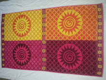 INDIA COTTON JACQUARD TERRY TOWELS