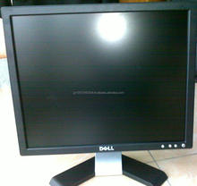 Various types of used dell monitor available in black or white color