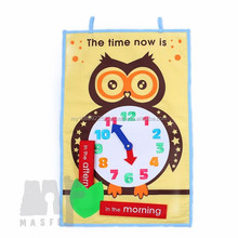 Wall Hanging - Telling Time
