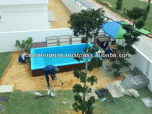 FRP, Composite, Fiberglass Swimming Pool