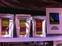 Coffee GreenFair ZEUS 100% Arabica with Fairtrade certification (250 gr)