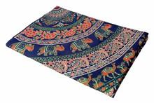 Elephant Mandala Tapestry, Hippie Tapestries,