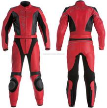 motociclismo traje de cuero pista cuero Trajes Trajes de piel de la mujer traje de cuero de la motociclet