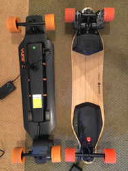 Yuneec E-Go Electric Longboard Boosted Dual Electric Skate Board Hoverboard Electric Skateboard For Sale