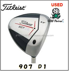 Hot-selling and low-cost golf net target and Used Driver Titleist 907 D1 with good condition