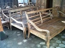 i want to sell old teak bench