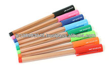 Uni-ball Woodnote Gel Ink Pen Mitsubishi brand pens made in Japan