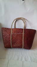 New style seagrass bag /Trendy seagrass lady's handbag/Shopping bag at good price