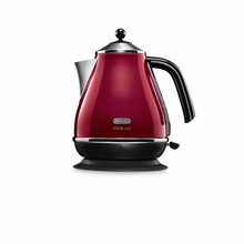 DELONGHI ICONA PEARLESCENT RED KETTLE 1.7L