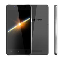 DHL shipping from EU Siswoo C50 Android smartphone with 64bit MT6735 Quad core