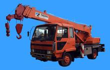 mini tadano mobile crane for sale TS75M