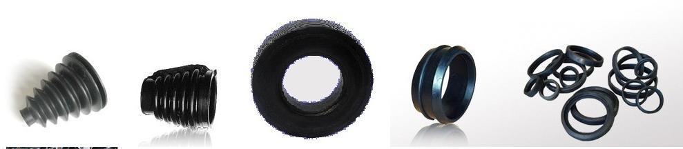 Silicone rubber membrane