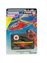 Thunder Hawk Helicopter Pocket Toy