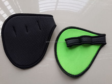 Neoprene Grip Pads for weight lifting
