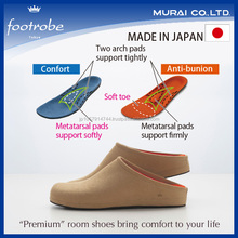 High quality and Easy to use foot care products with arch support insole room shoes , small lot order available
