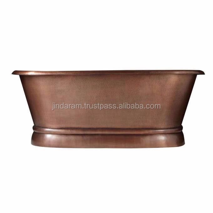 Hammered Copper Bathtub.jpg