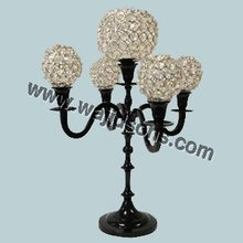 metal candelabras and stands & wedding centerpiece candelabra centerpieces sale