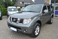 USED CARS - NISSAN PATHFINDER 2.5 DCI PICK UP (LHD 7354 DIESEL)