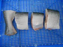 Frozen Pangasius Fillet steak